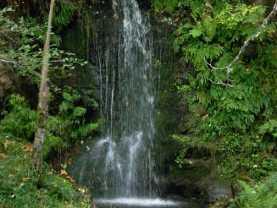 K Falls Waterfall
